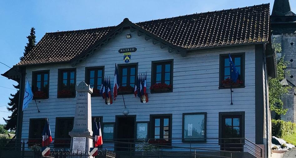 Mairie d'Huchenneville